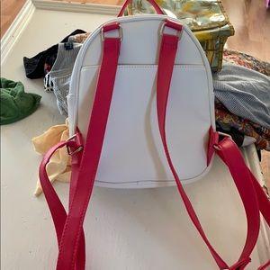Betsey Johnson Bags - Betsey Johnson mini backpack purse NWOT